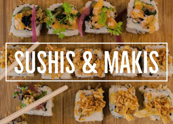 les meilleures adresses de sushis en Pyrénées orientales autour de perpignan