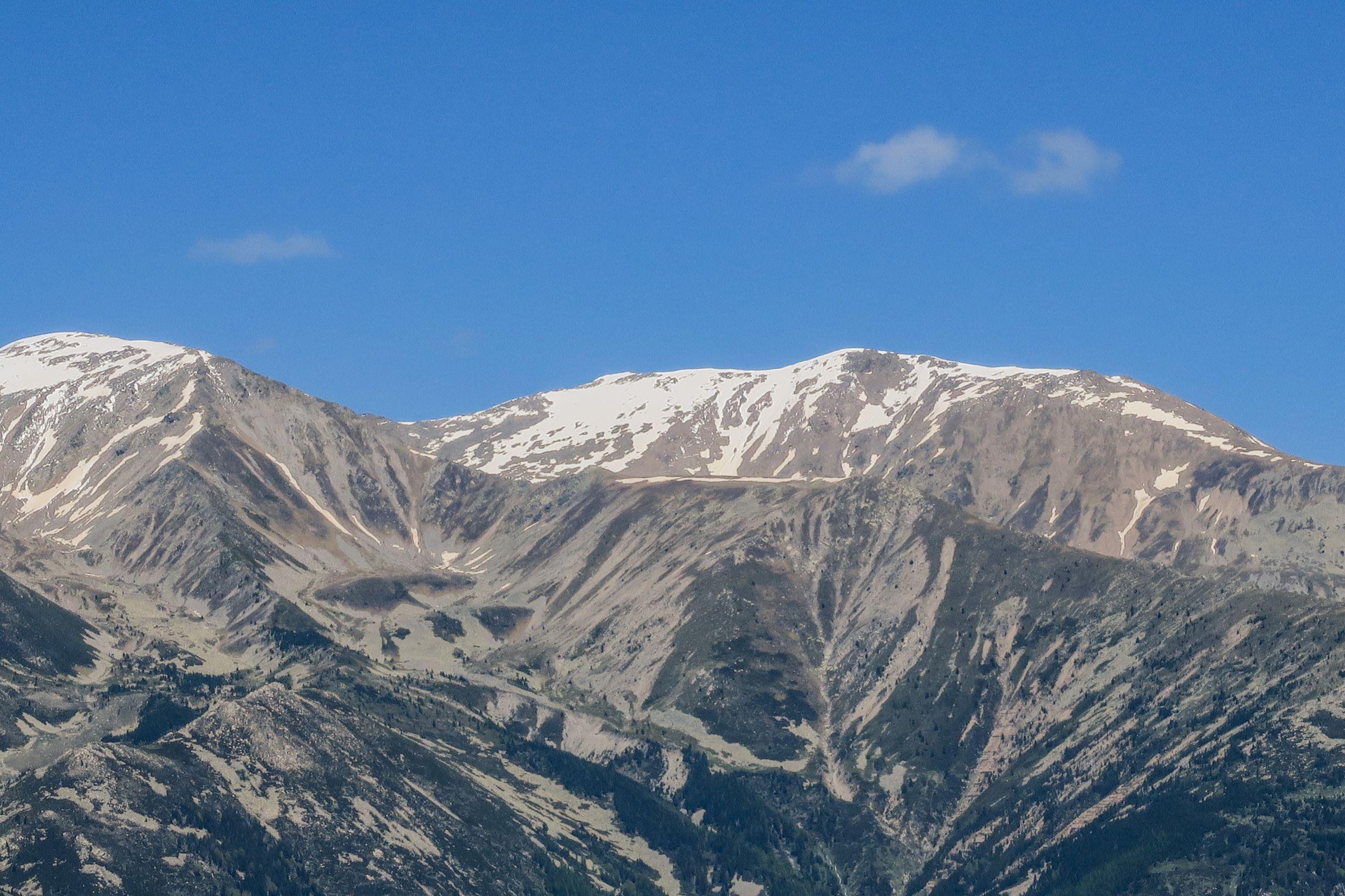 massif du canigo haut vallespir tour del mir