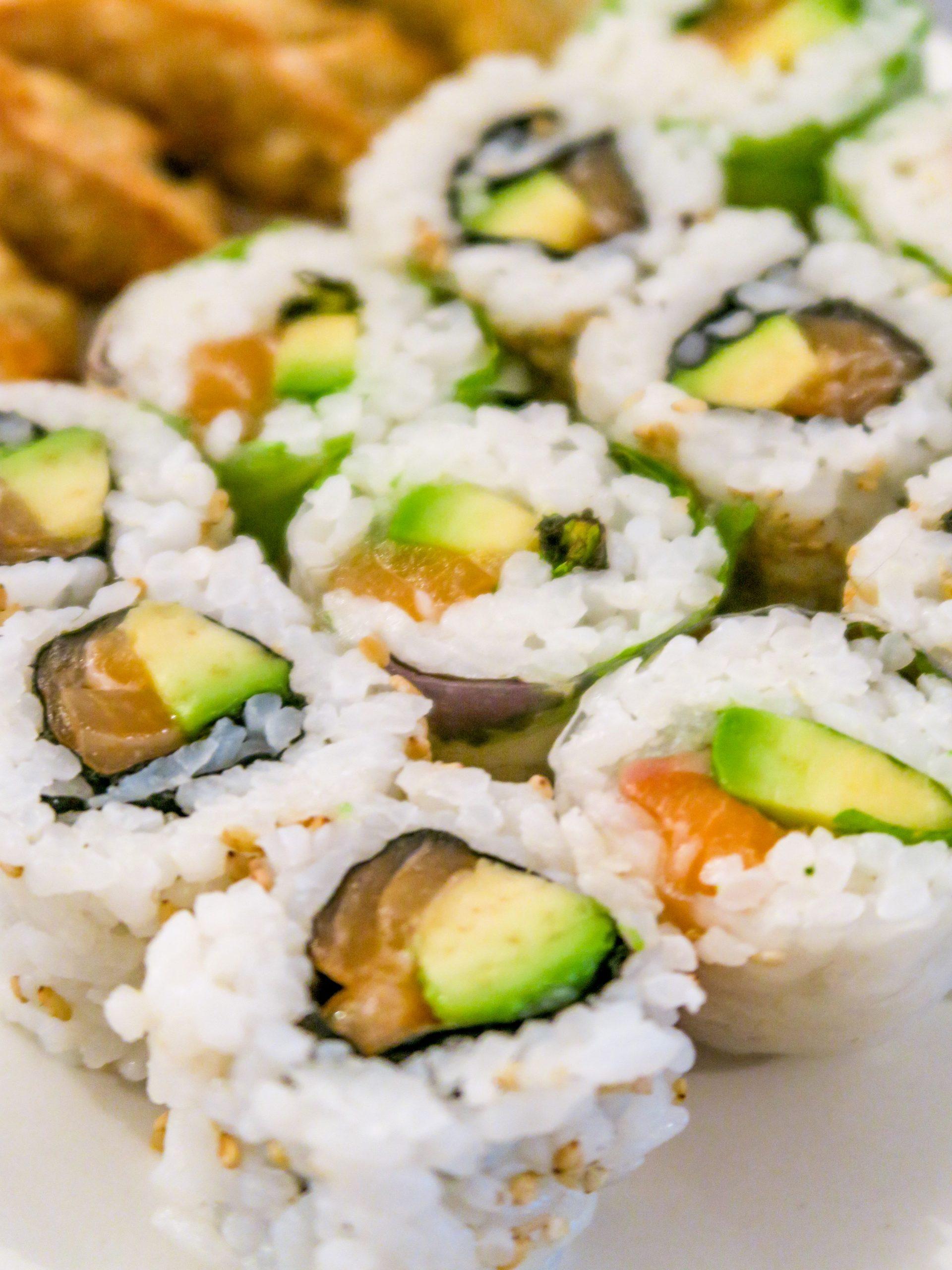 sushis de Yori Izakaya perpignan