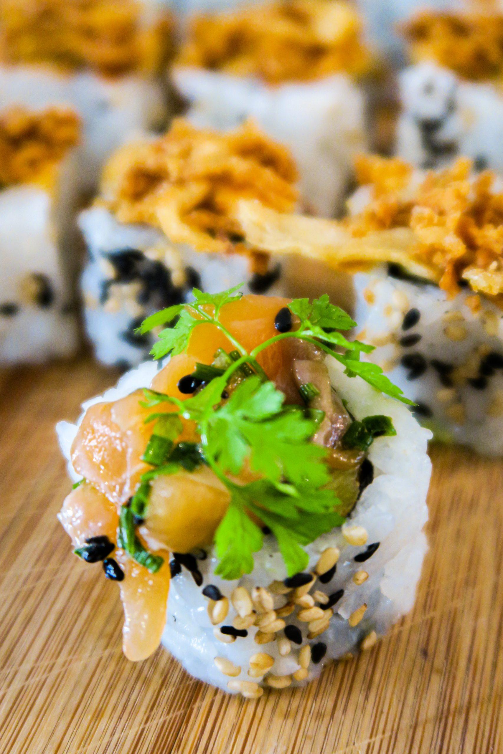 sushis rubens gomez à perpignan