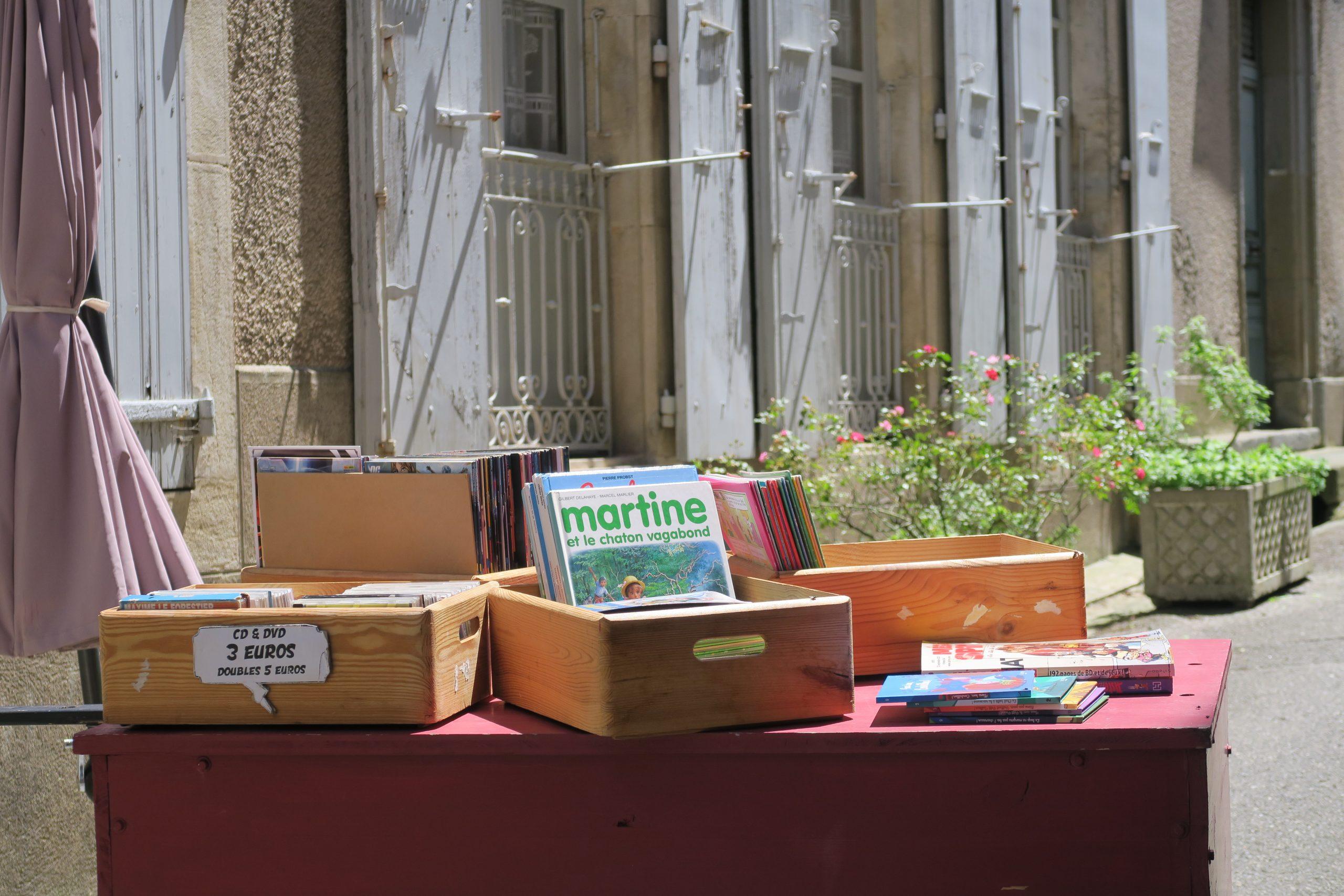 librairies montolieu
