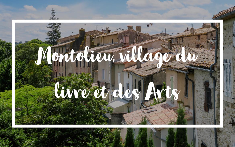 Visiter Montolieu, le village du livre et des arts