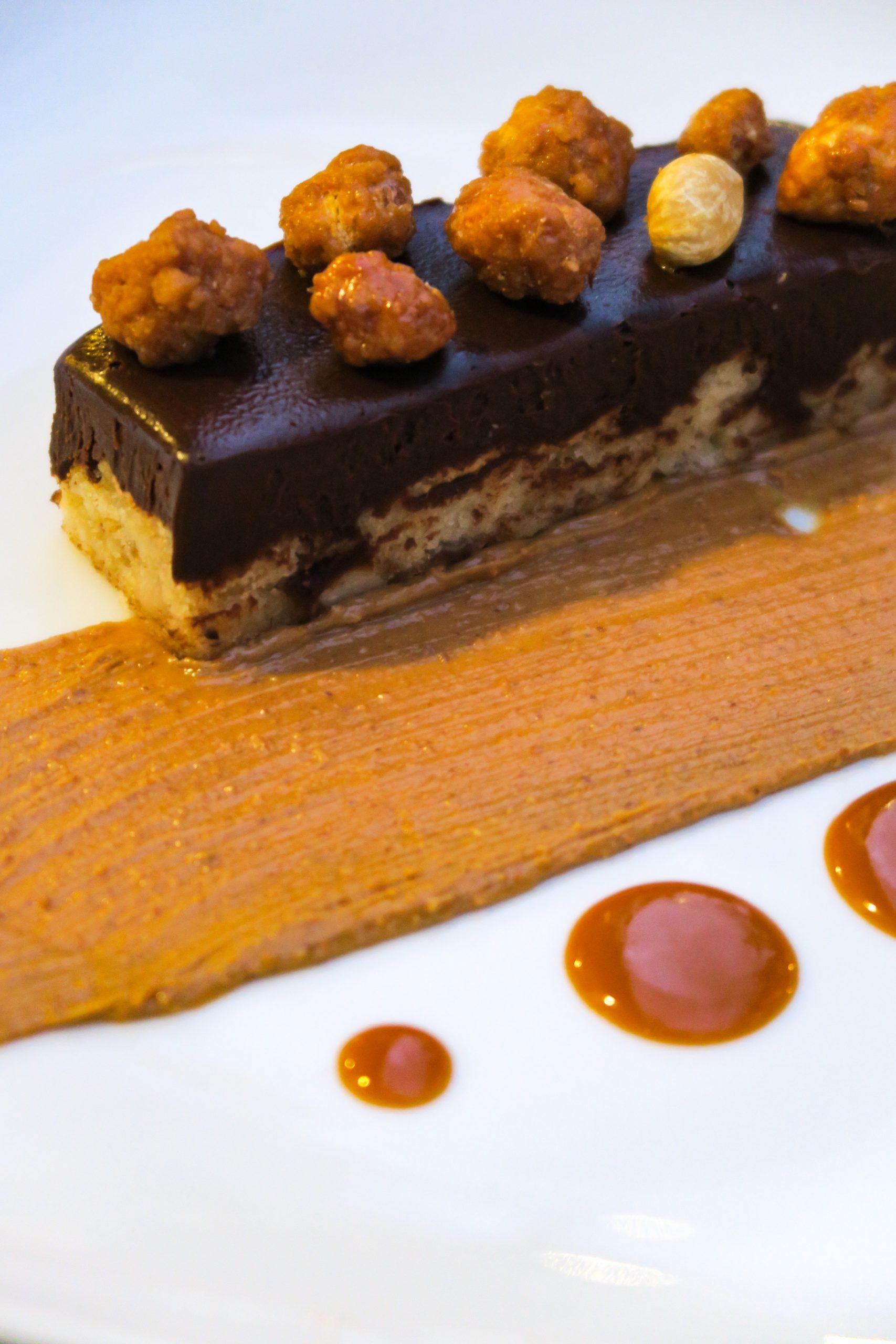 O besoin d'air restaurant dessert