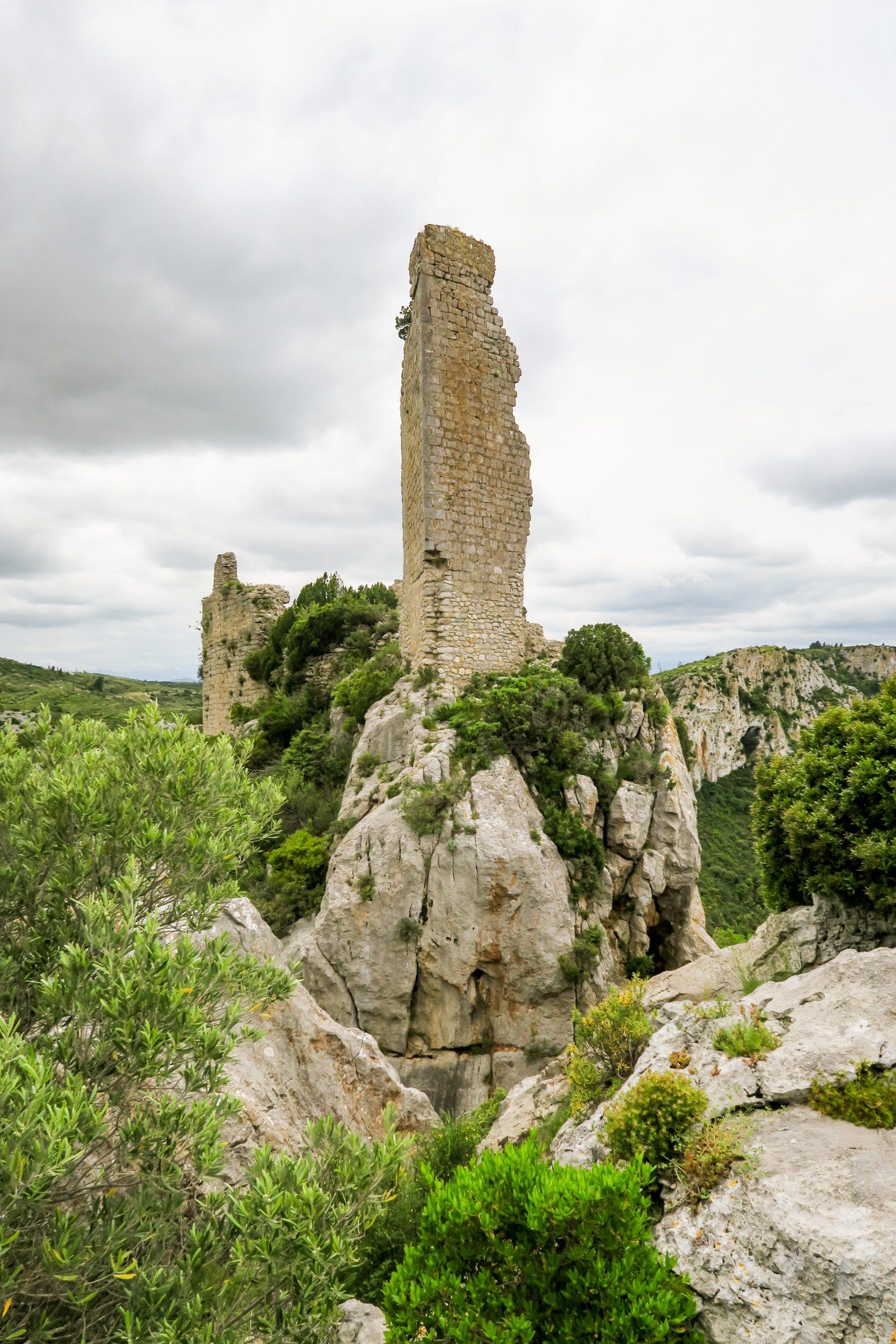 chateau de tautavel