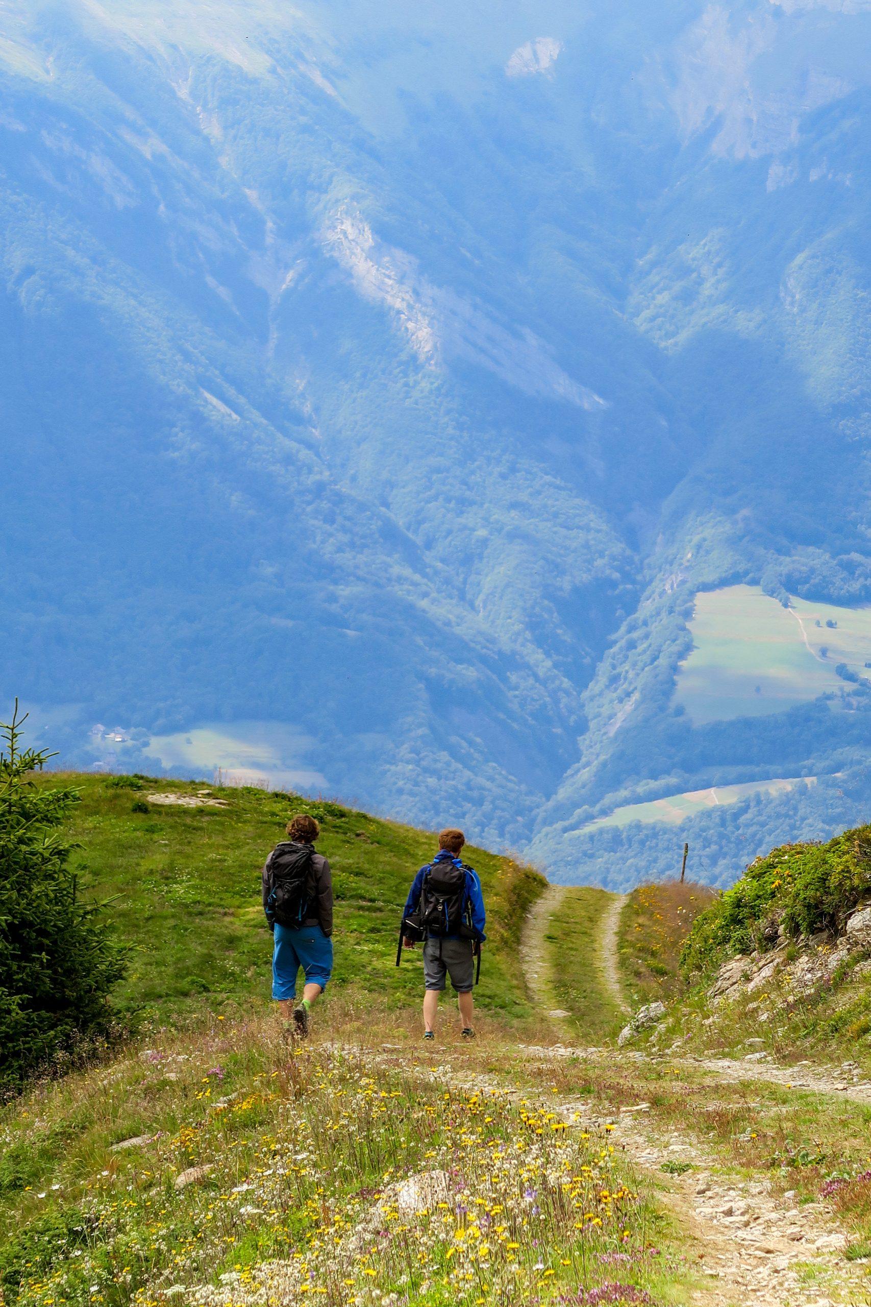 olivier guide de montagne en savoie