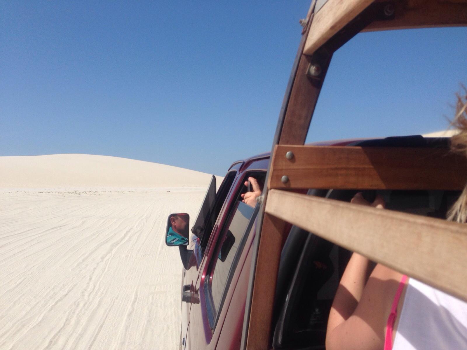 road trip brésil voyage