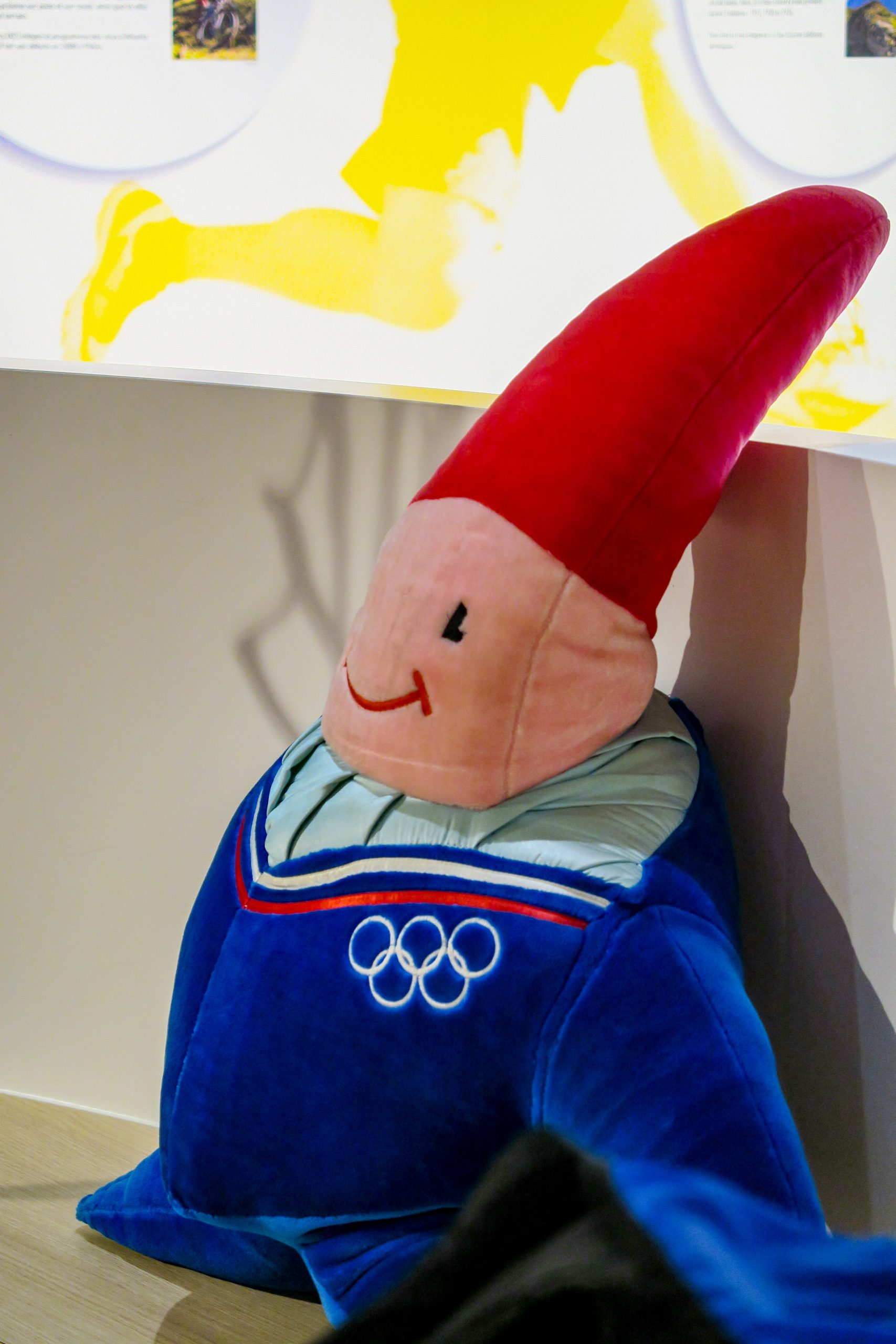 goodies des jeux olympiques 1992
