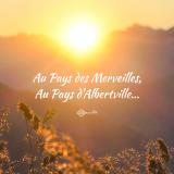 Le pays d'Albertville, entre monts et merveilles