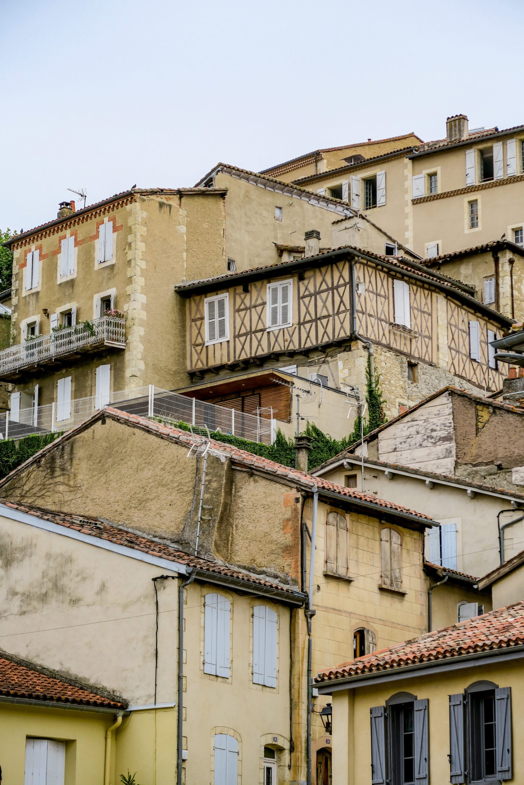 auch la vieille ville