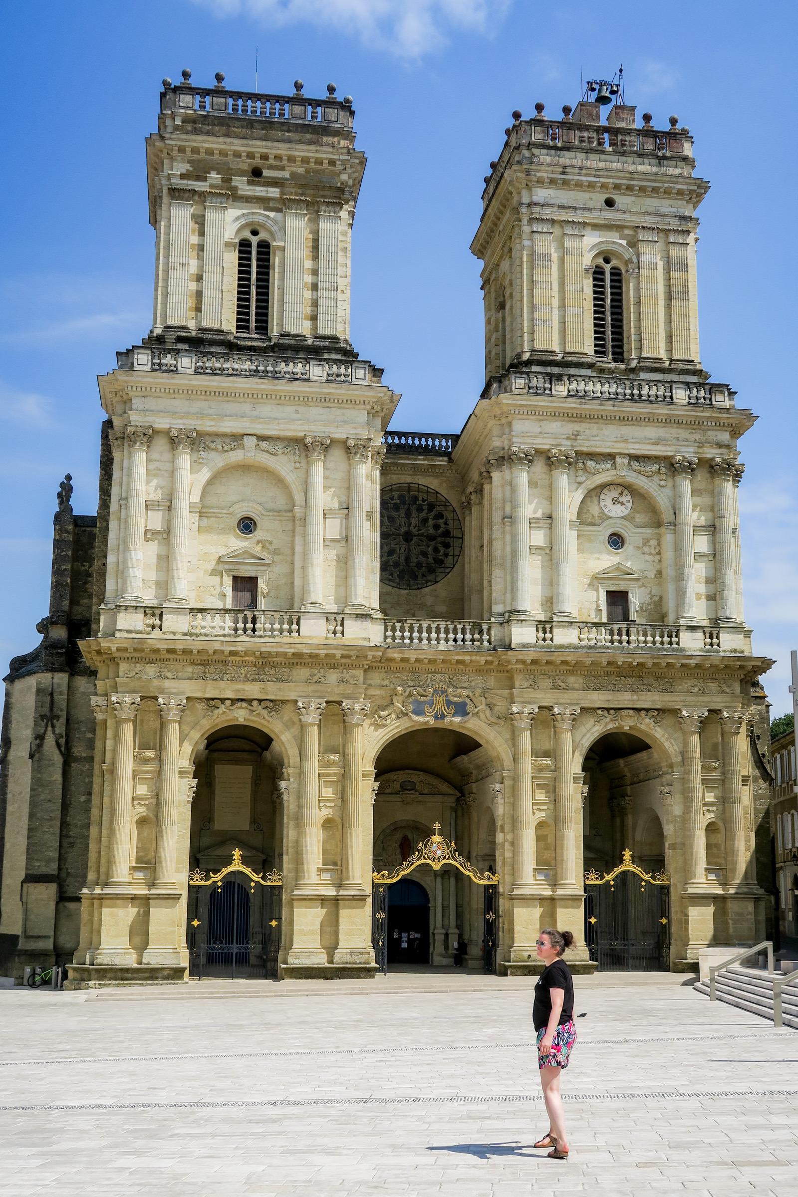 cathédrale de Auch gers