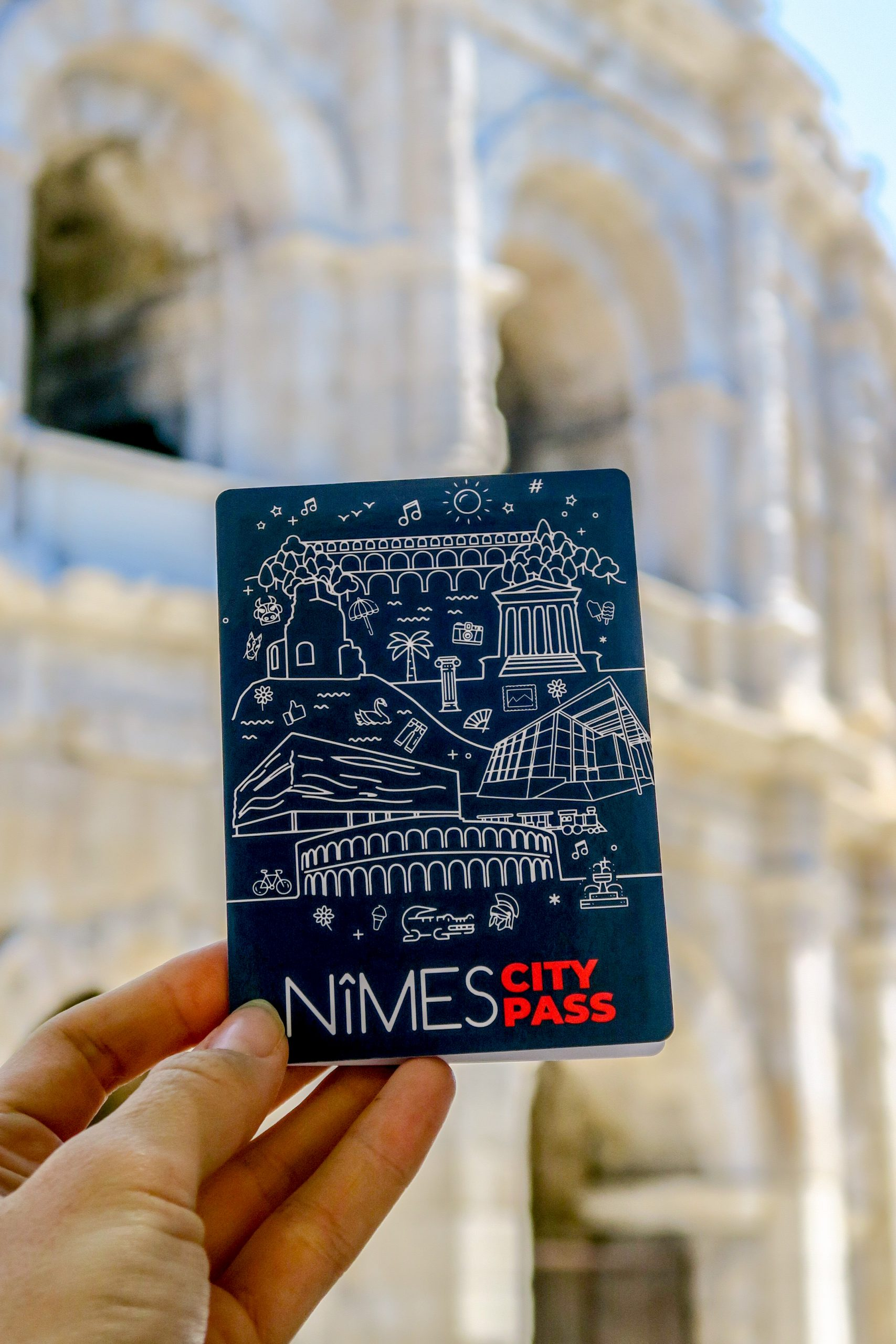 city pass nimes offre evasio culture
