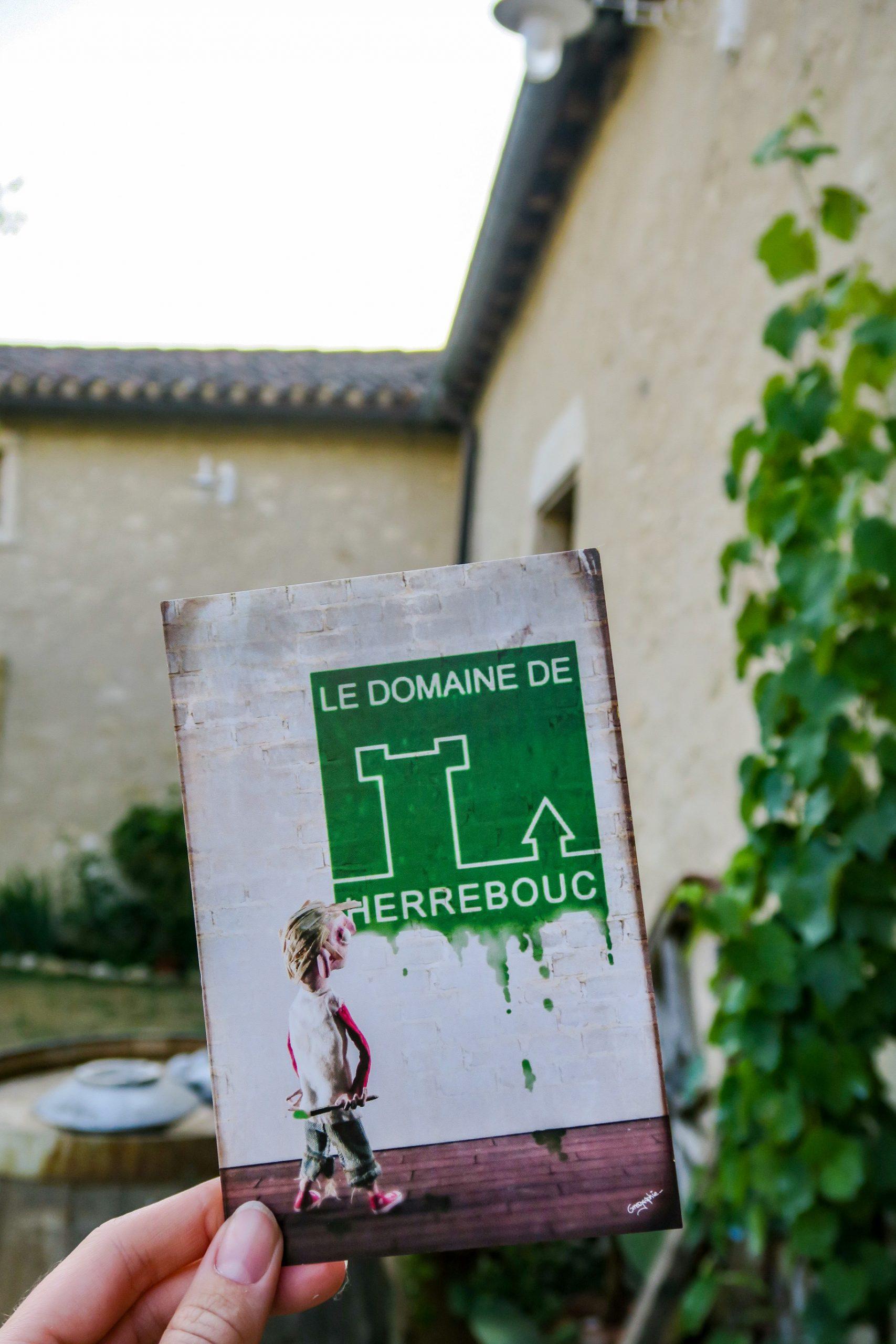 domaine de herrebouc auch