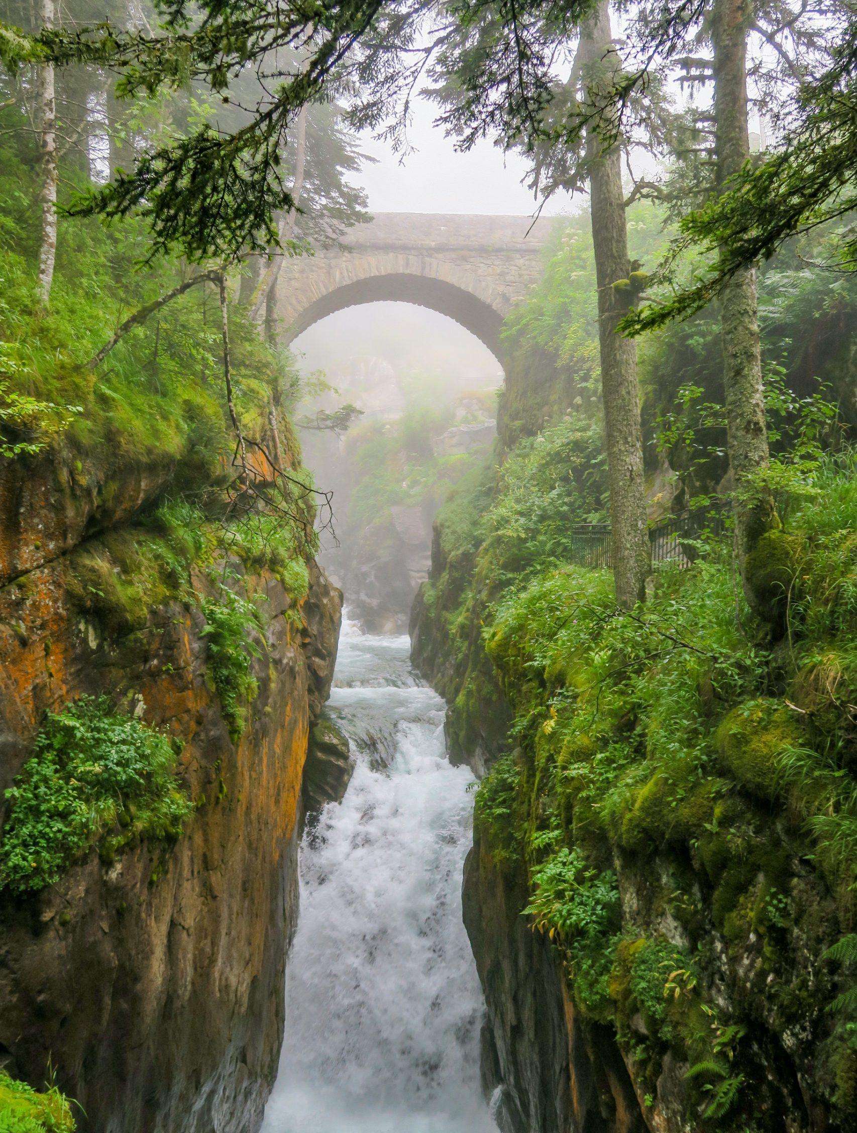 pont d'espagne cauterets