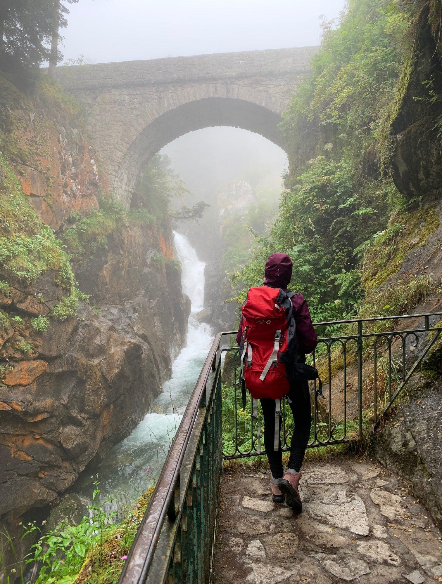 pont d'espagne cauterets hautes pyrénées
