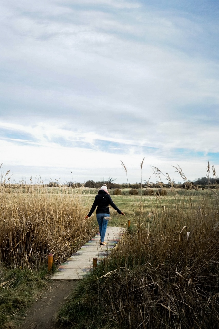 ponton saint-nazaire sentier insolite