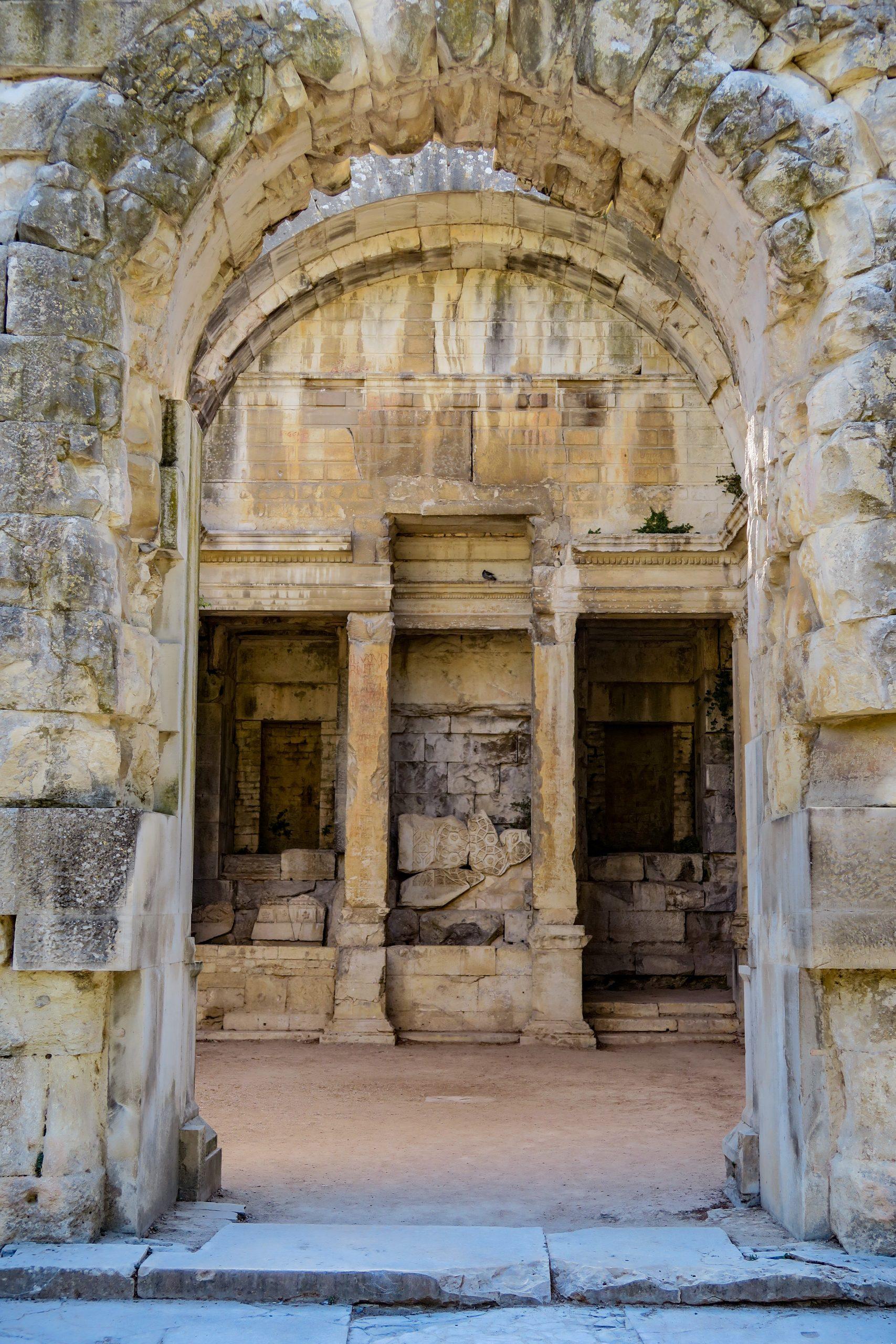 temple de diane nimes