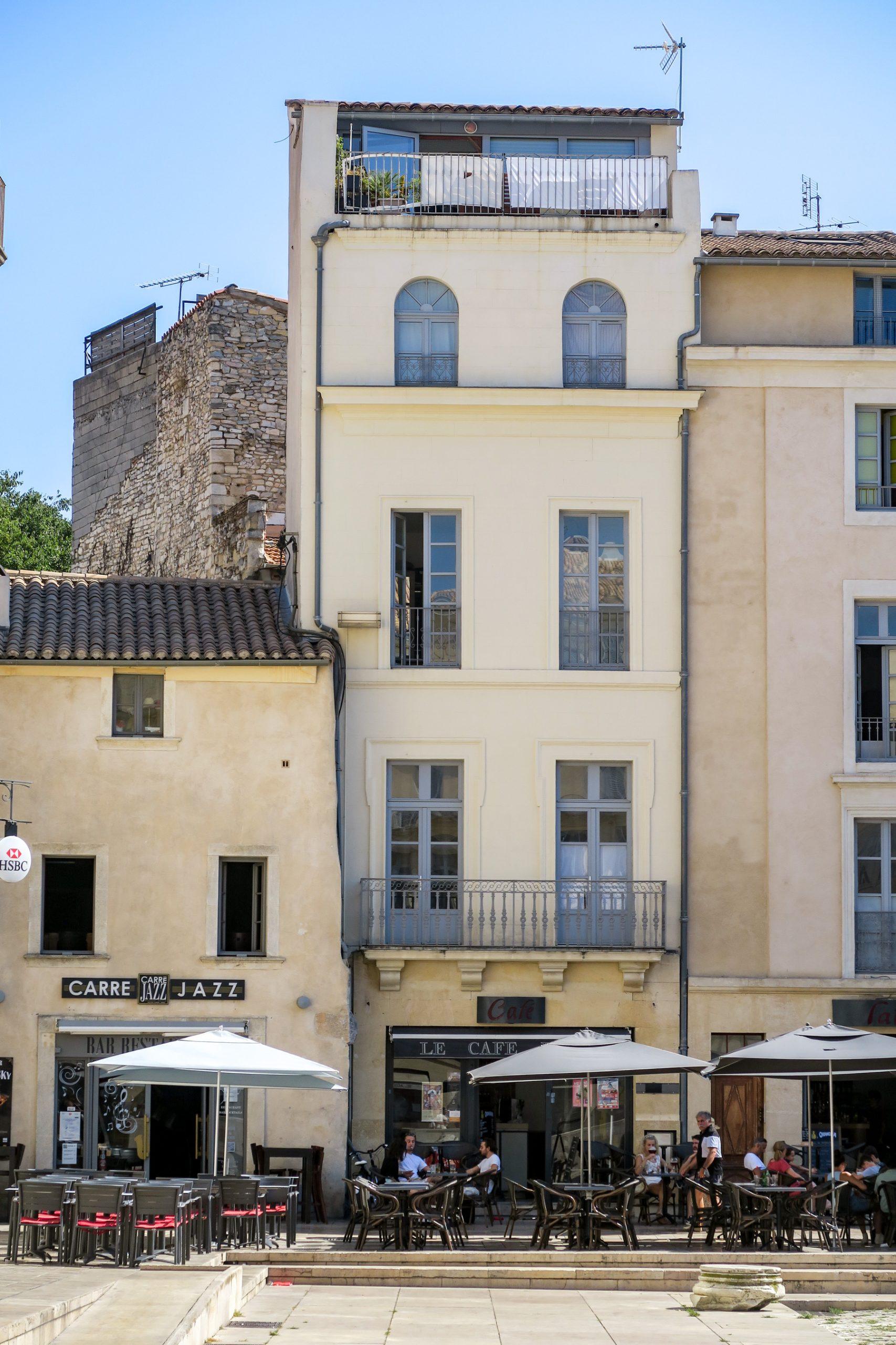 ville de nimes occitanie