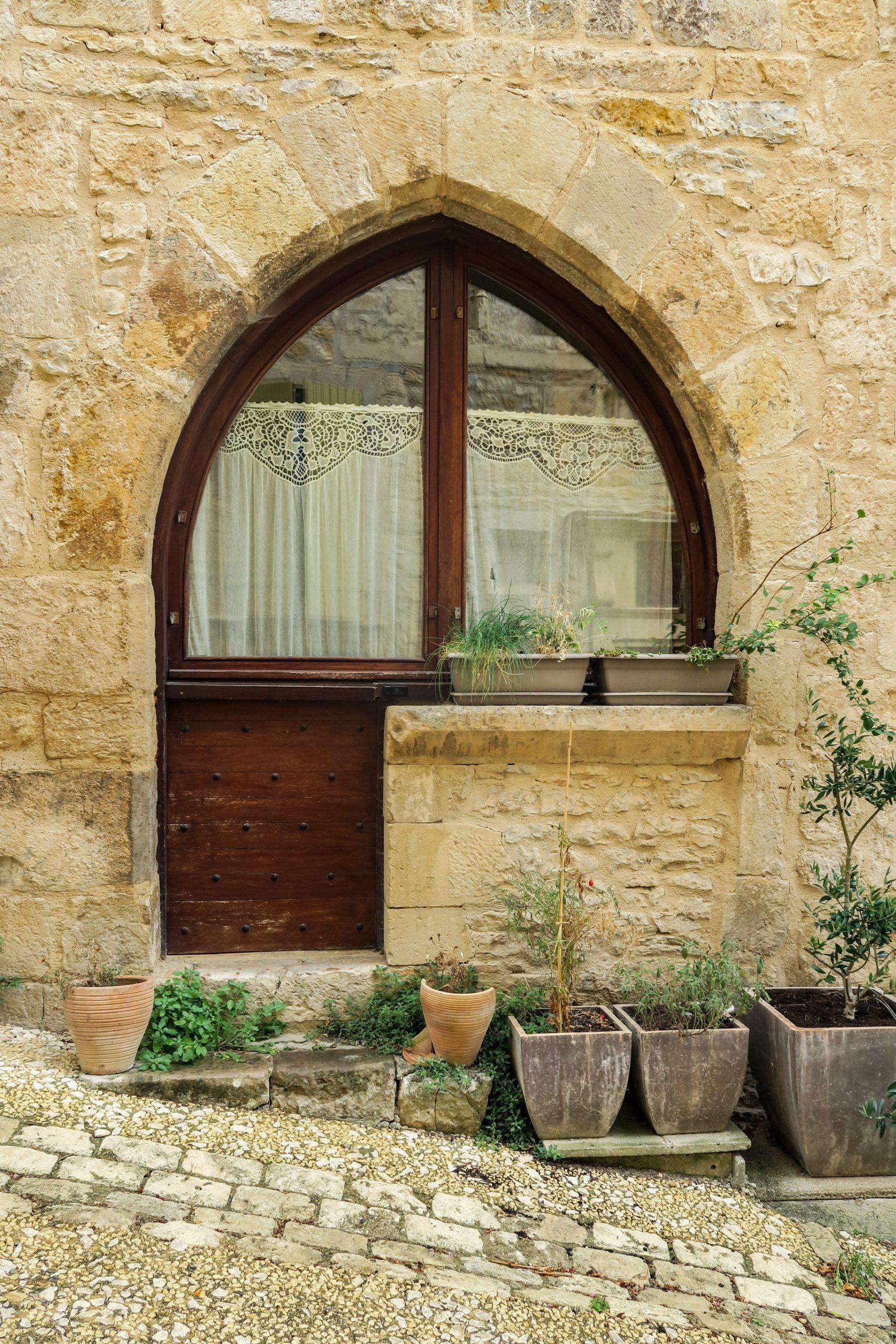 porte village de bruniquel