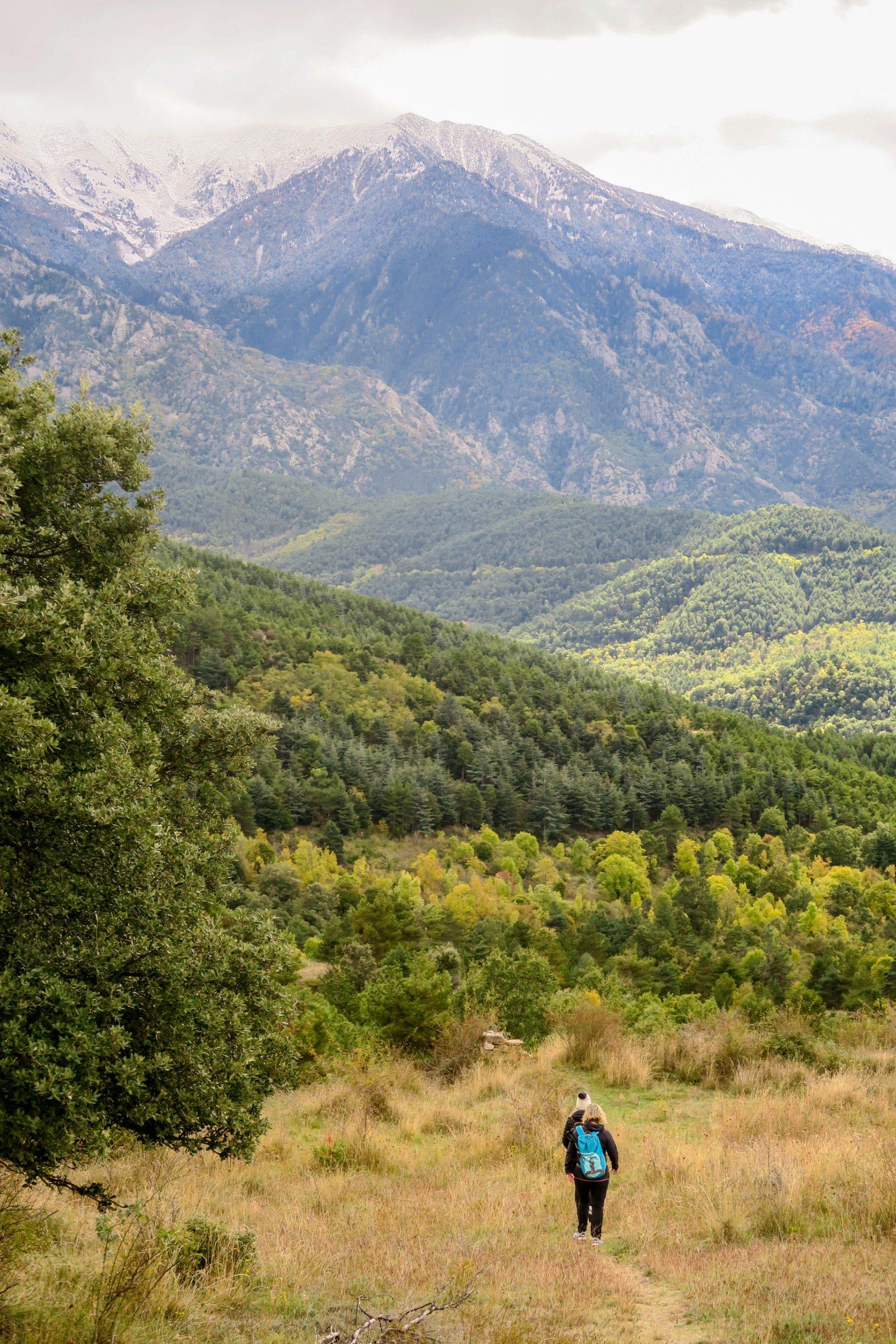 randonnées conflent pyrénées orientales