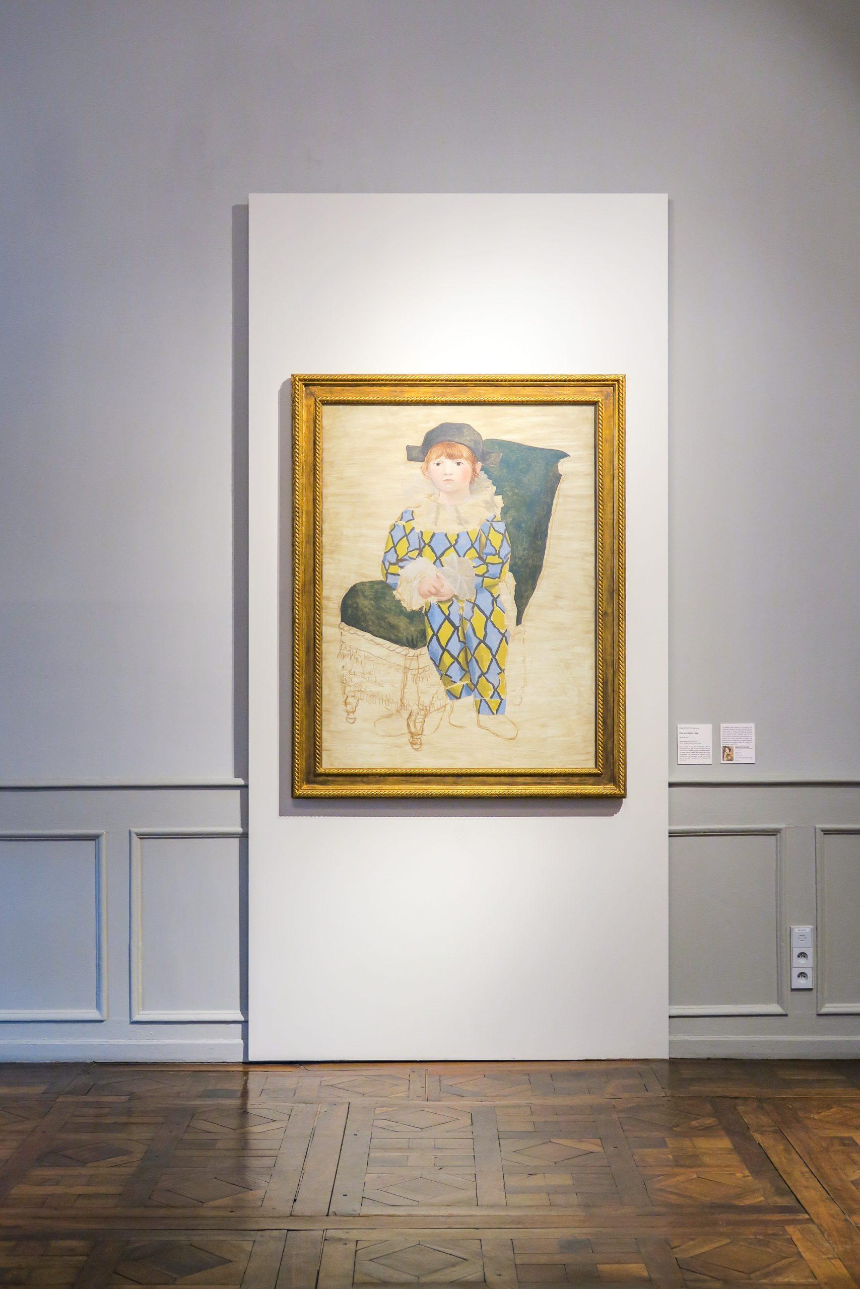 tableau picasso musée ingres bourdelle