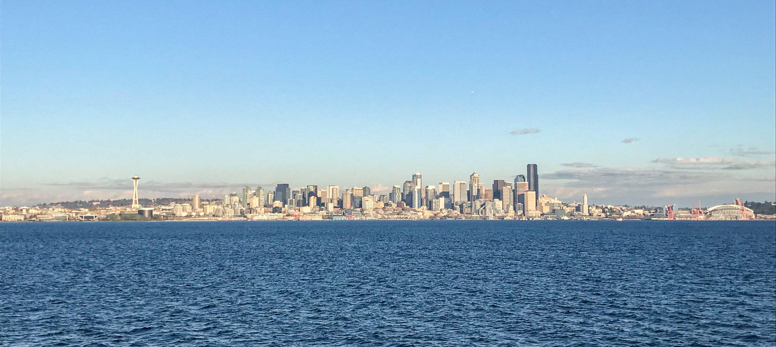 visiter Seattle états unis