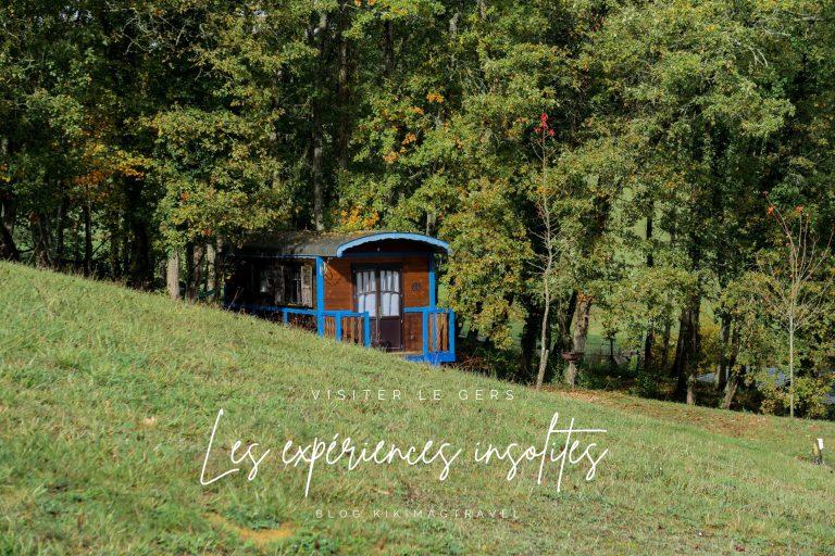 visiter le gers expériences insolites