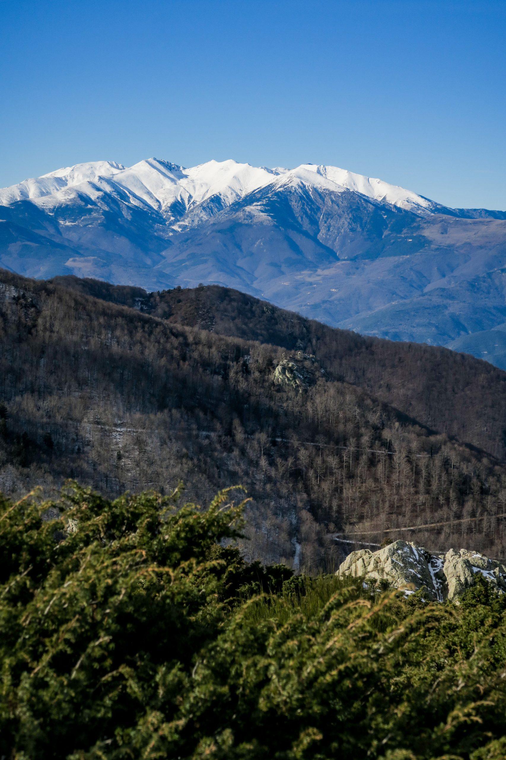 mont canigo randonnée le vallespir