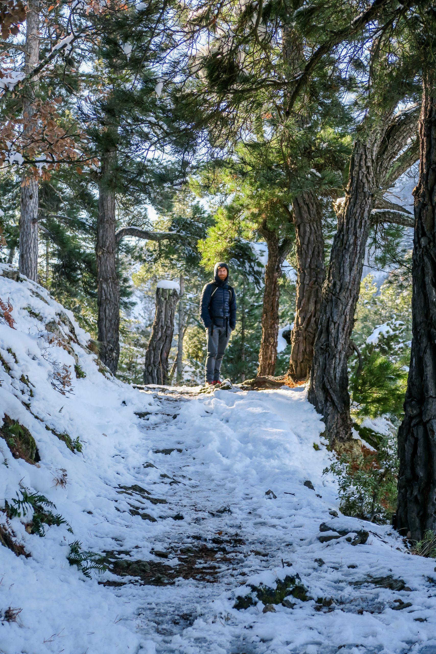 randonnée pic alzina pyrénées orientales