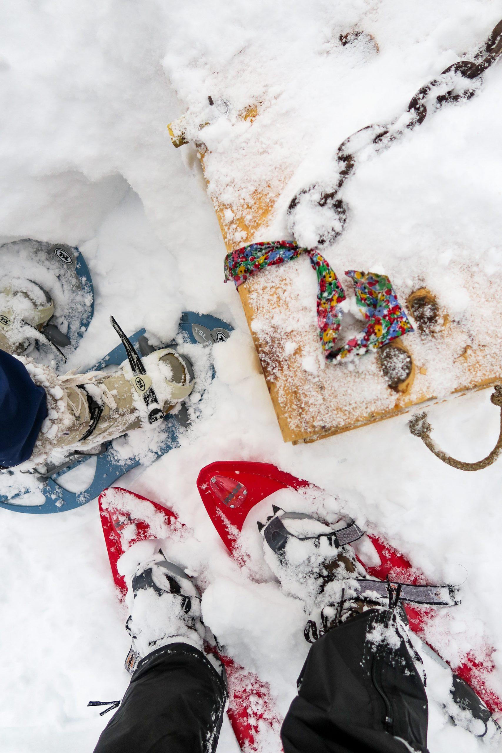 escape game sous la neige fort de tamé
