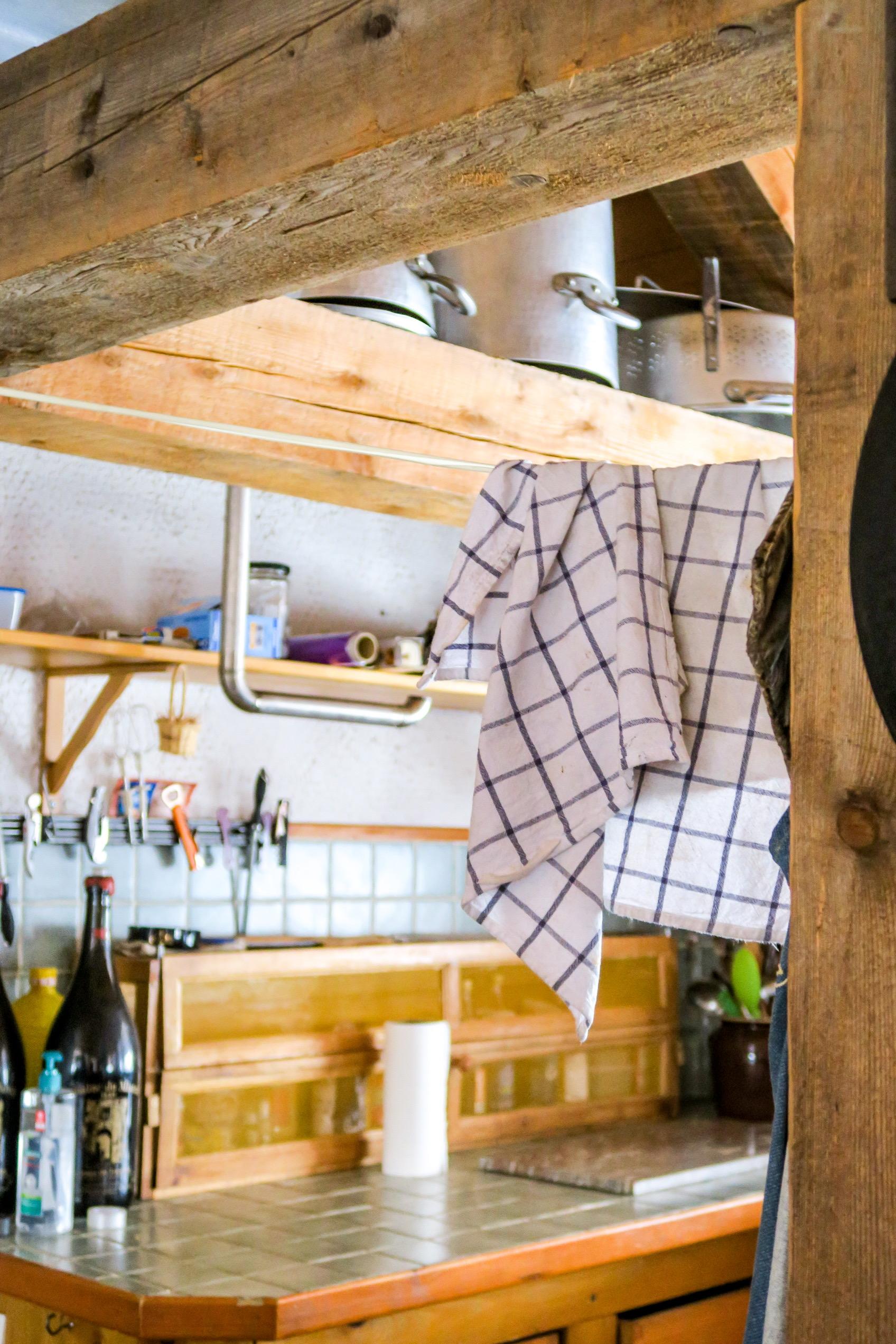 fort de la batterie cuisine hivernale