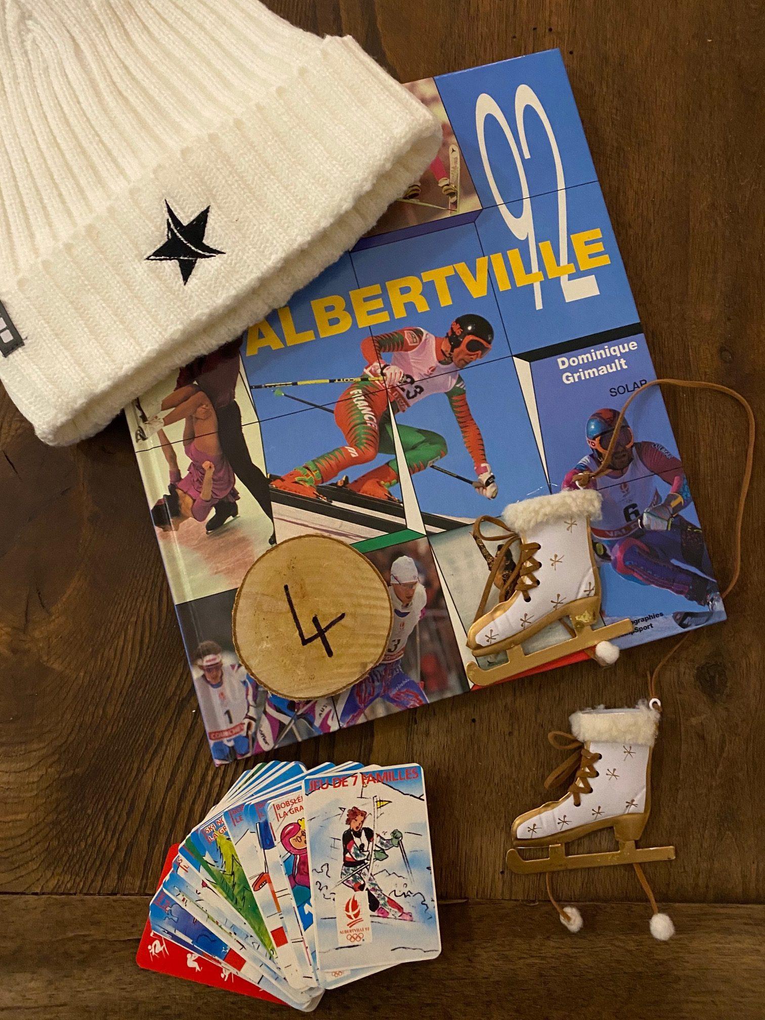 halle olympique pays albertville 1992