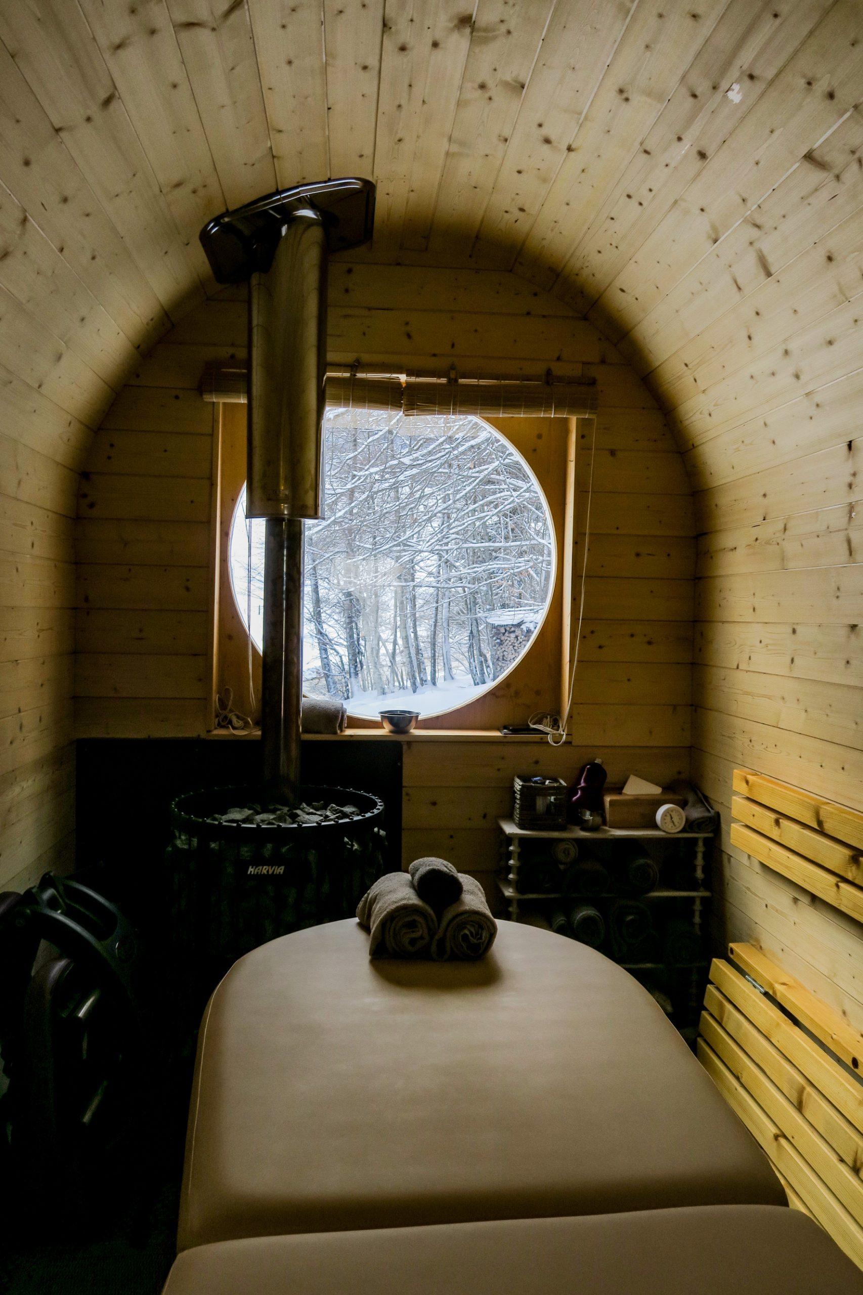 la roulotte du masseur spa détente à albertville
