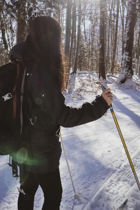 ski de fond val de tamié tourisme