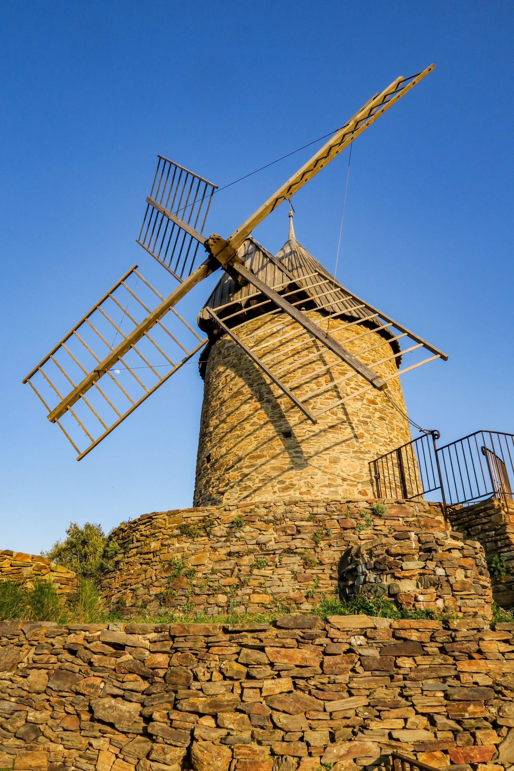 moulin de collioure