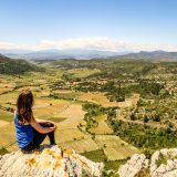 falaises de vingrau pyrénées orientales blog kikimagtravel