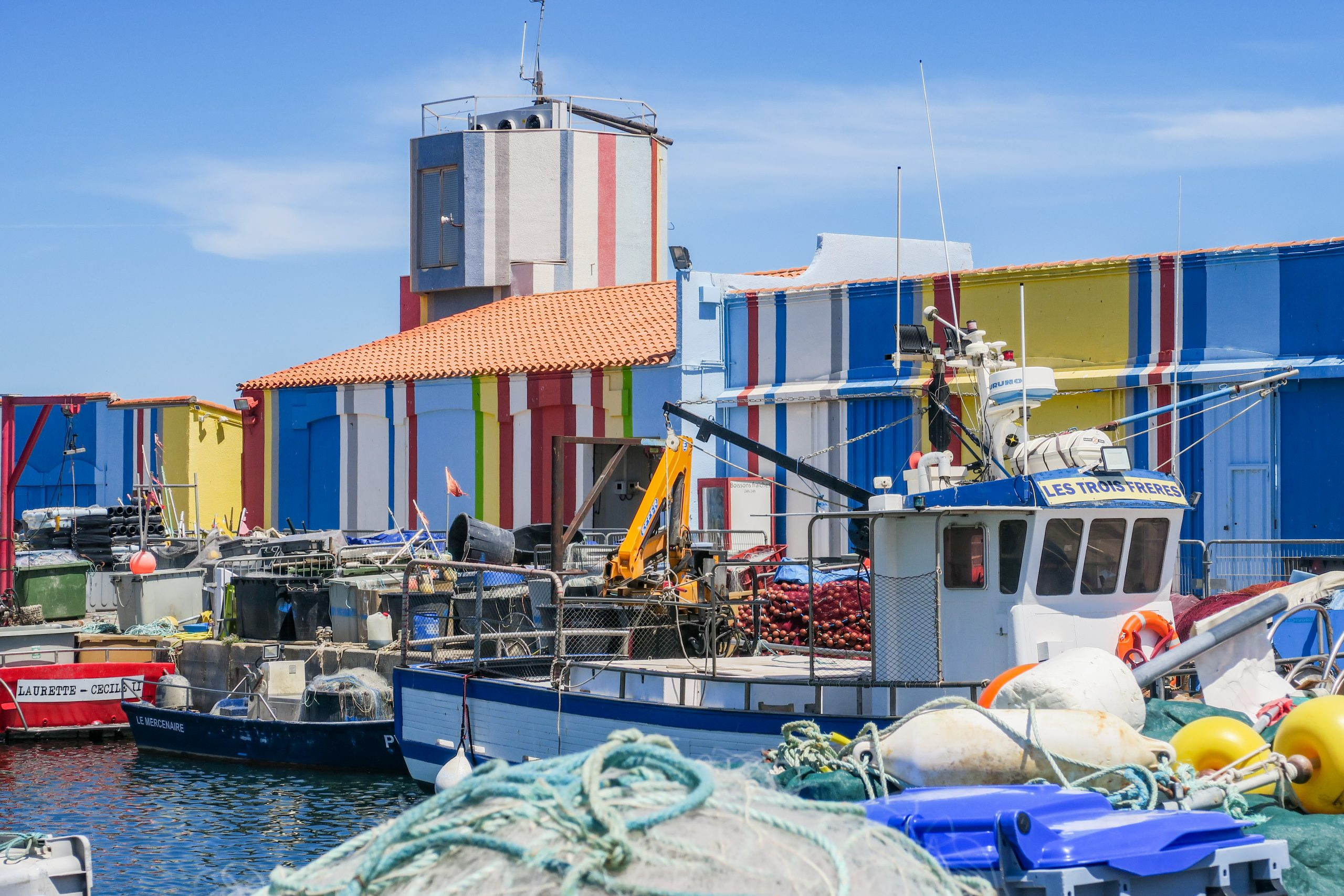 port barcares pyrénées-orientales