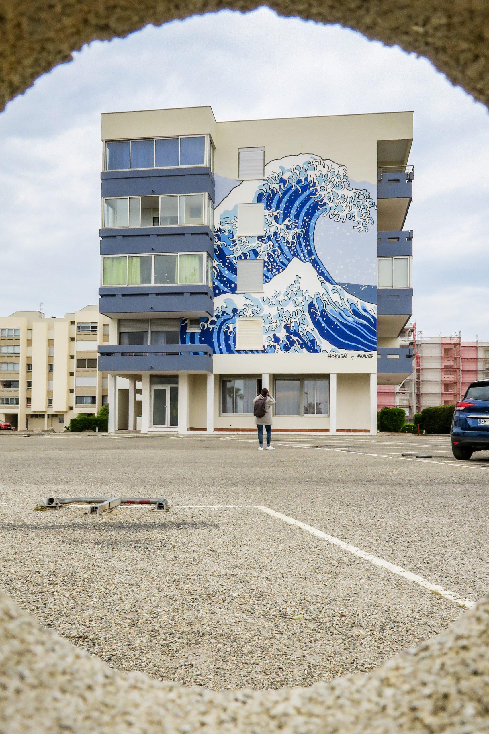street art dans les pyrénées-Orientales