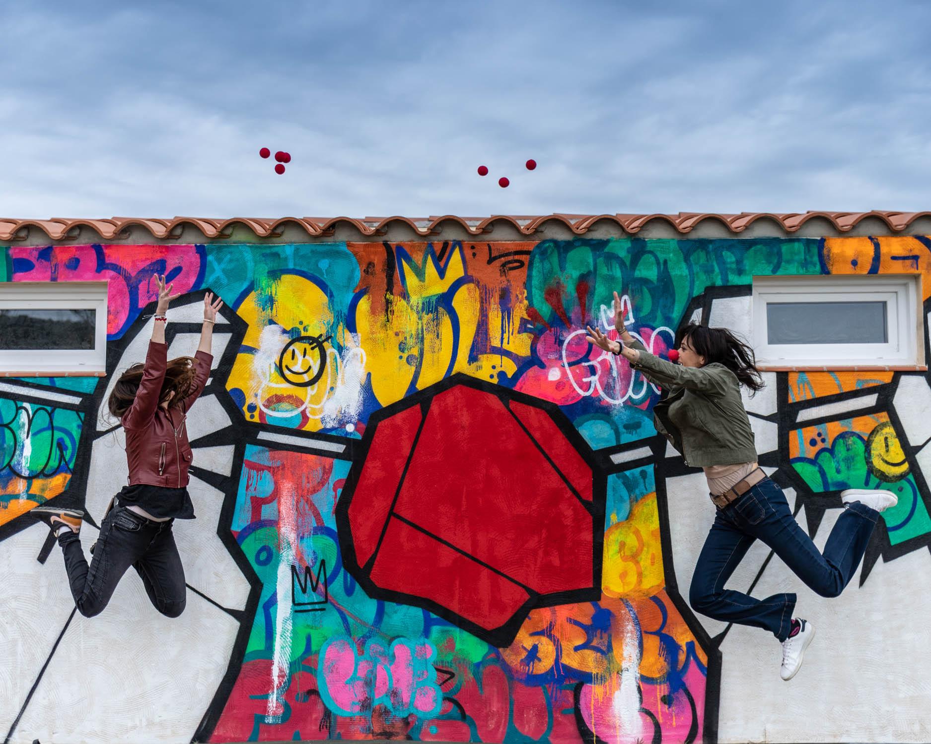 street art dans les pyrénées-orientales blog kikimagtravel