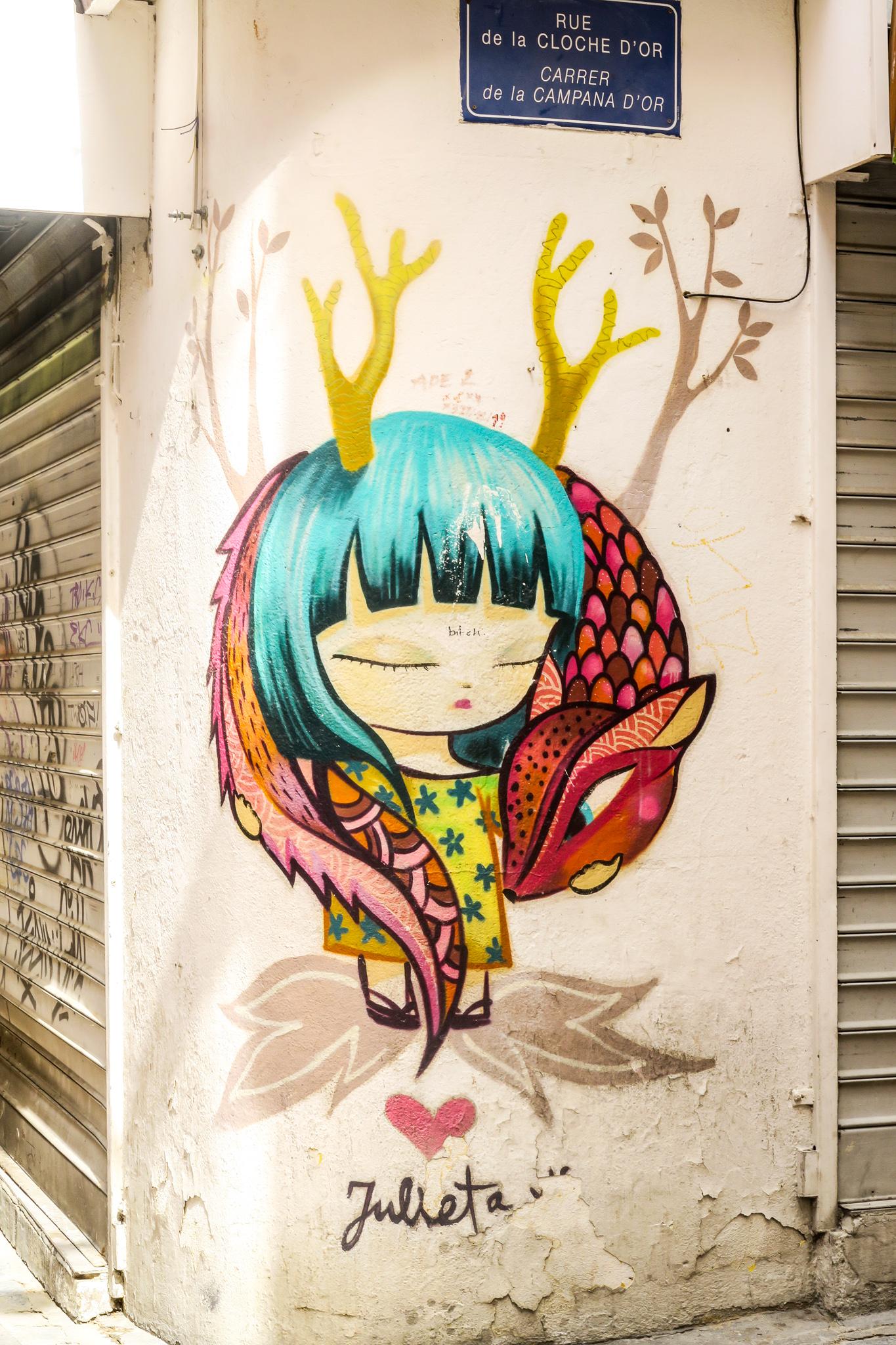 street art dans les pyrénées-orientales et perpignan