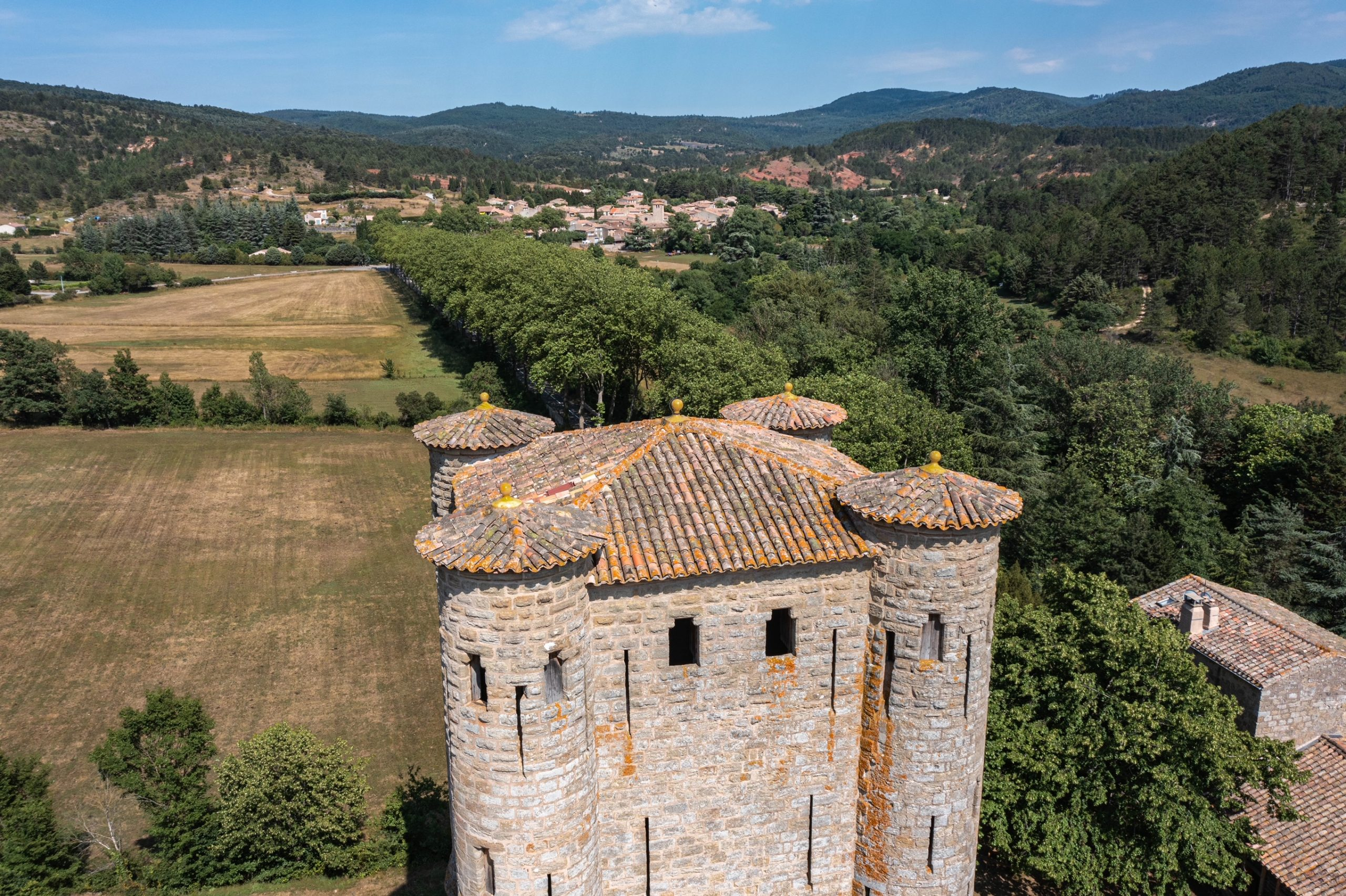 chateau d'arques pays cathare
