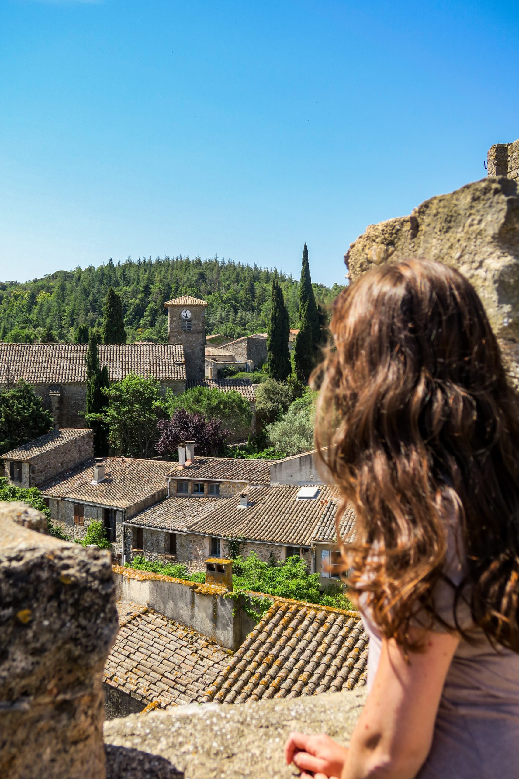 road trip aux châteaux cathares