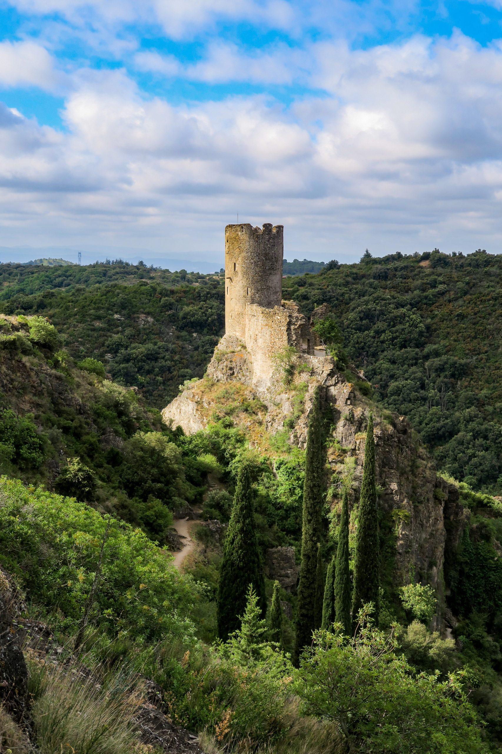 le château de Quertinheux