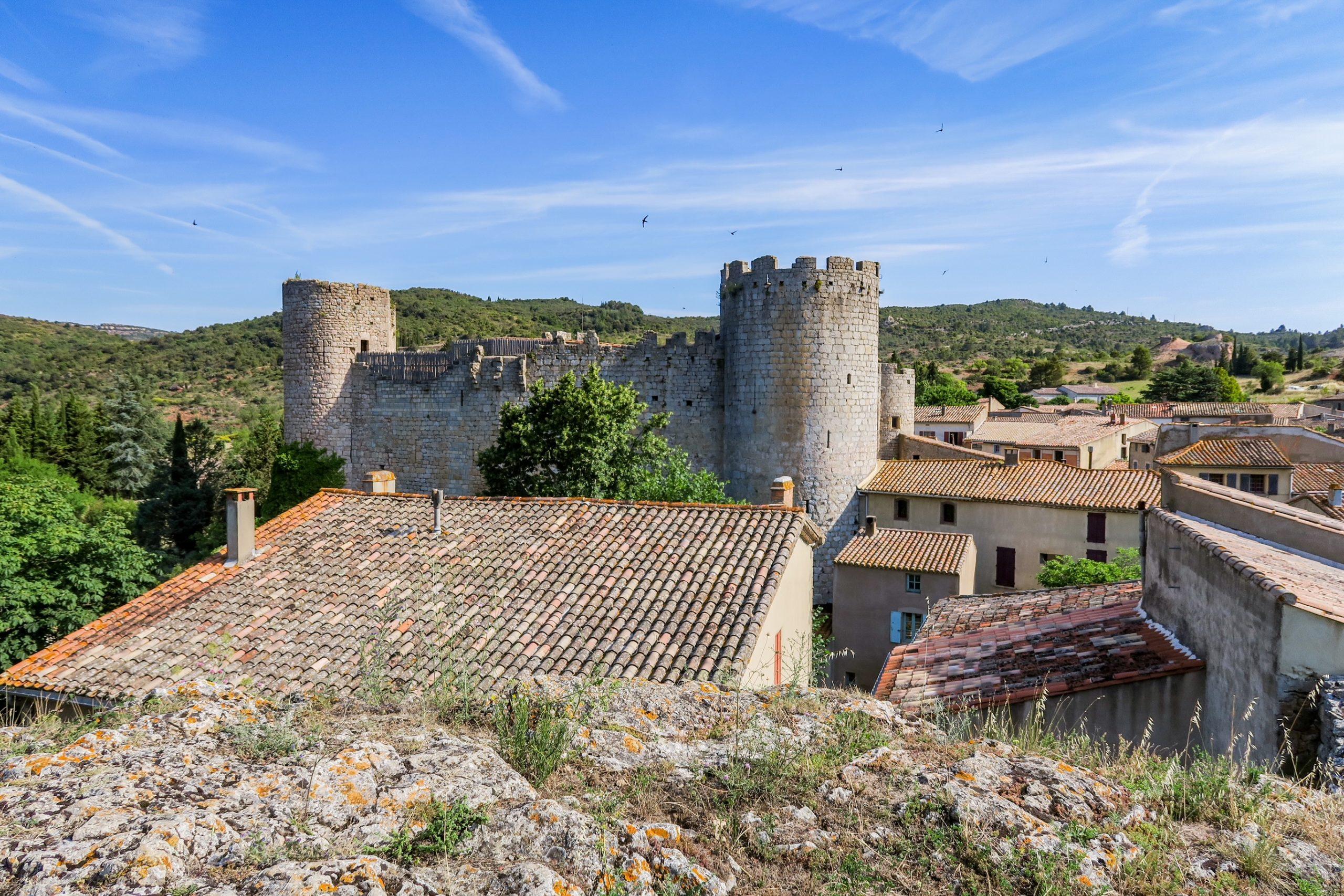 châteaux cathares Villerouge-Termenès-termenes