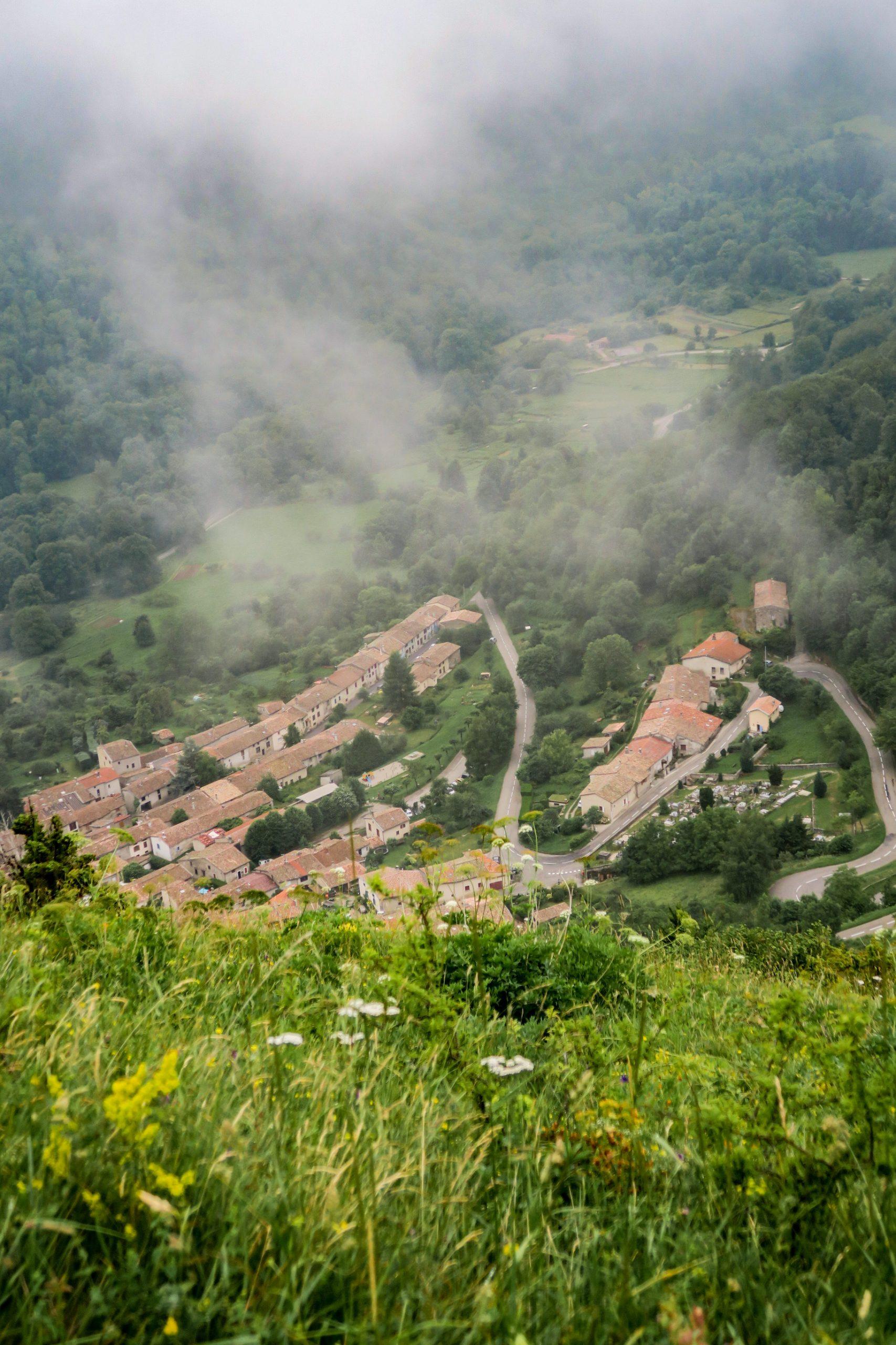 Montségur Ariege pays cathare