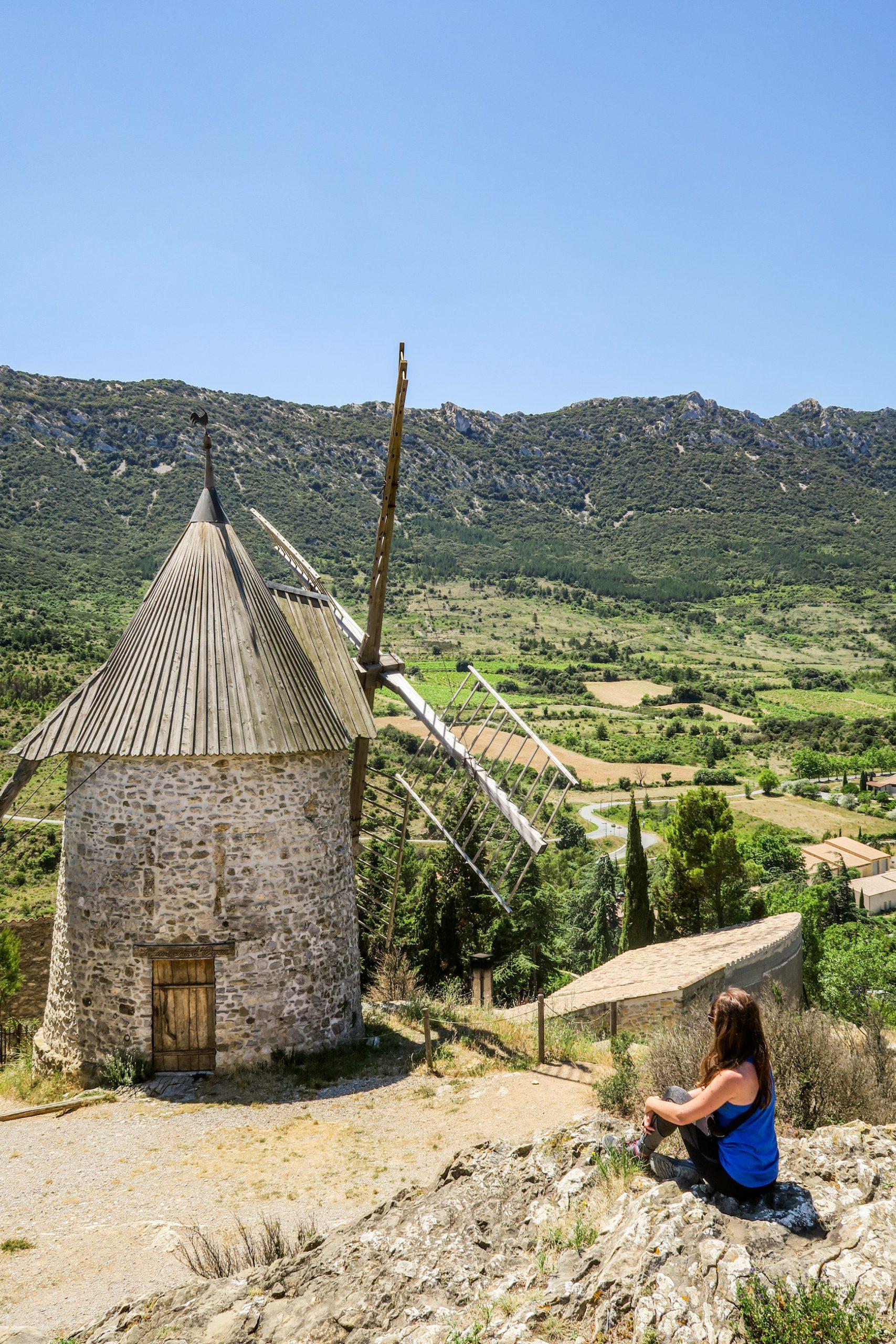 Cucugnan, village du pays cathare